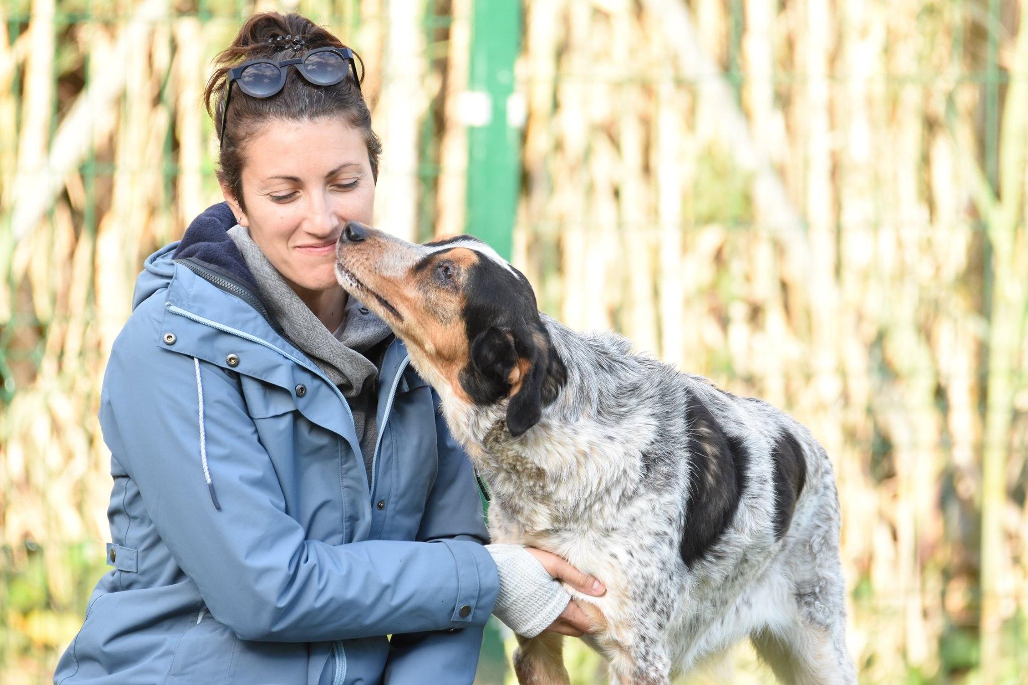 Gabriella Roca Dog trainer